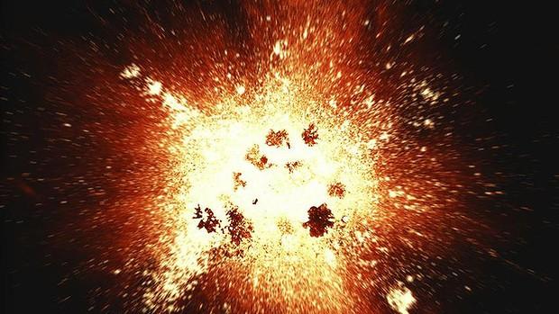 حدود نظرية الإنفجار العظيم